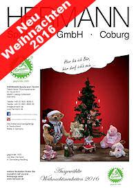 HERMANN Coburg Weihnachts Neuheiten 2016