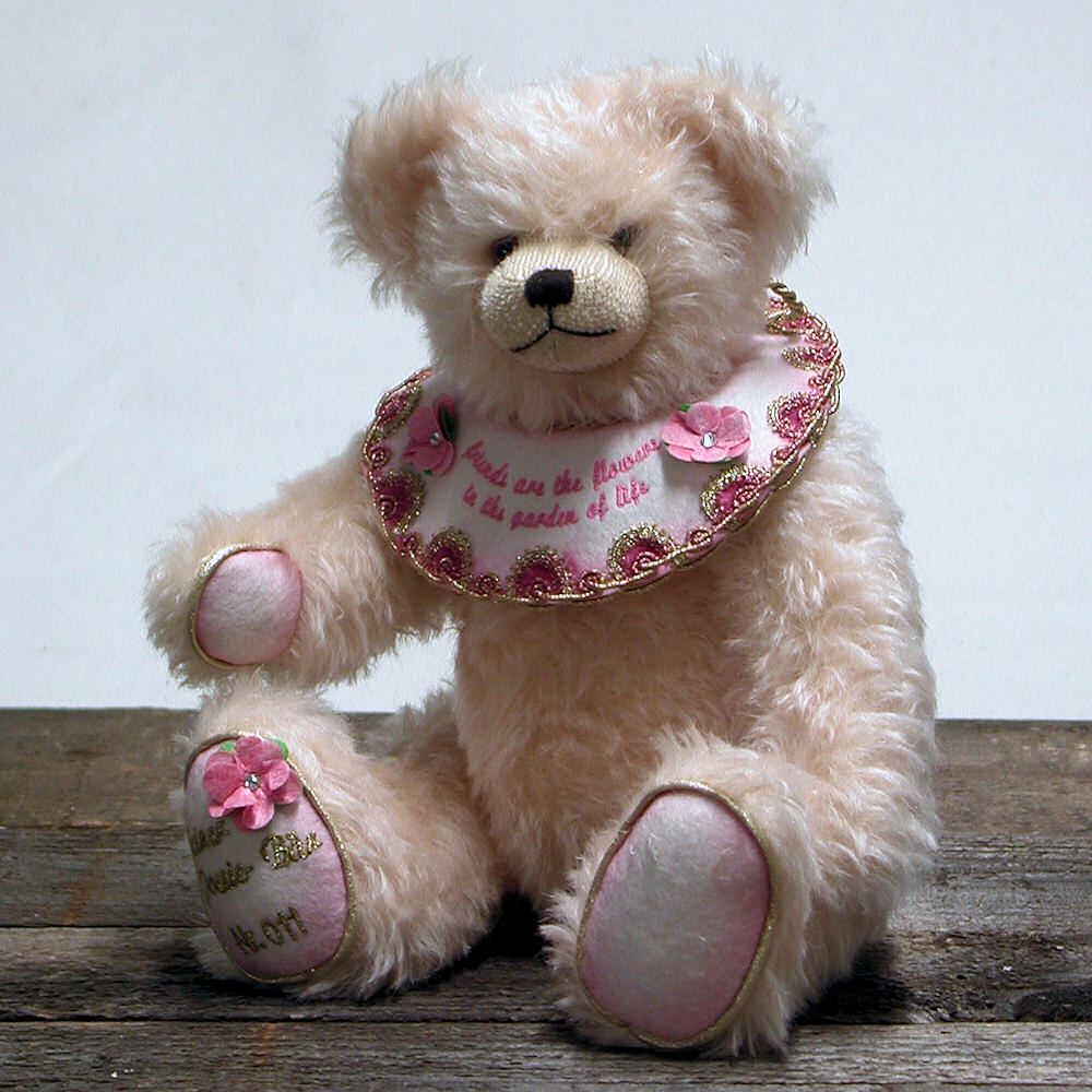 Hermann coburg katalogblatt f r teddyb ren teddyb r for Rosa coburg