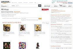 M2 Shop auf Amazon.de